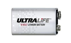 9V Lithium Battery for RFID