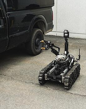 Bomb disposal robot (small)